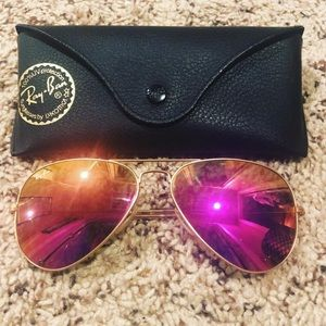 Authentic ray bans perfect condition
